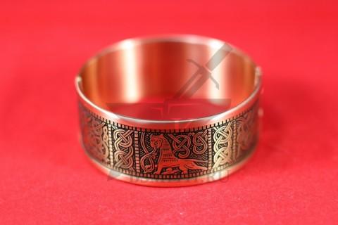 Киевский браслет малый комбинированный