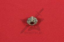 Поясная накладка, Венгерия, Карос, 11 век