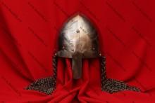 Шлем святого князя Вацлава с бармицей, фото 1