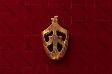 Наконечник ножен, Дания, Тимерево, 10 век
