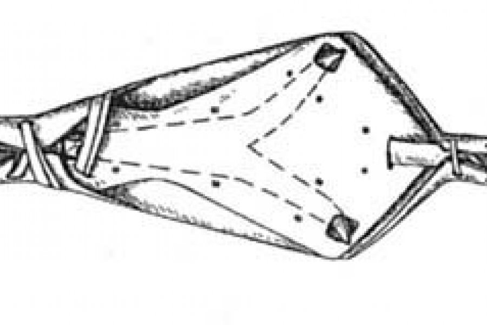 Обувные шипы, Рига, 13-14 века, фото 6