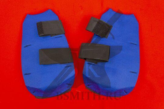 Защита предплечья для СМБ, синяя
