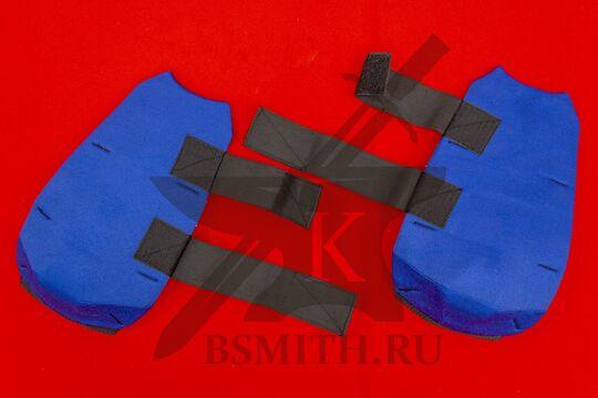 Защита предплечья для СМБ, синяя, фото 2