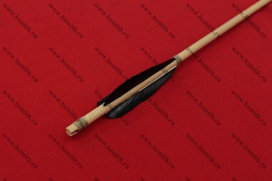 Древко стрелы Тип С-2 со стороны оперения