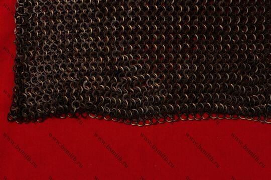 Бармица клепано-сеченая прямая, фото 2