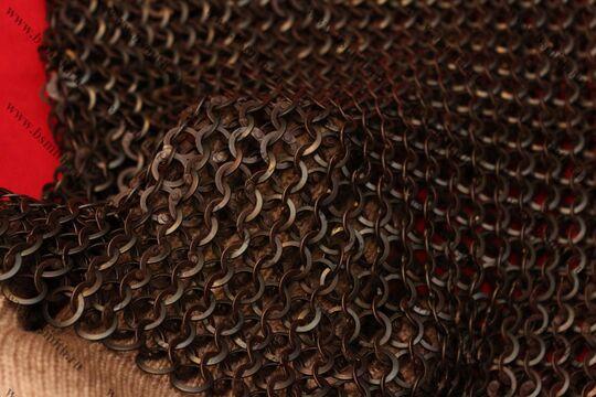 Бармица клепано-сеченая прямая, фото 3