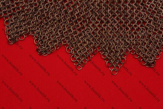 Бармица круговая расклиненная с фестонами, 1.8х10 мм, фото 2