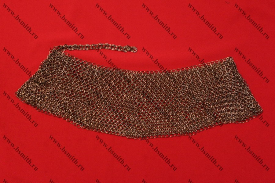 Бармица расклиненная омедненная, 1.6х8 мм, фото 1