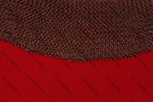Бармица расклиненная омедненная, 1.6х8 мм, фото 2