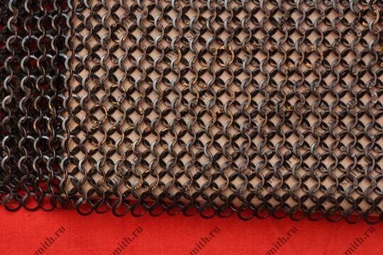 Бармица клепано-сеченая прямая, фото 4