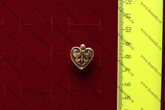 Поясная накладка, Гнездово, Ц-161, 11в., размеры