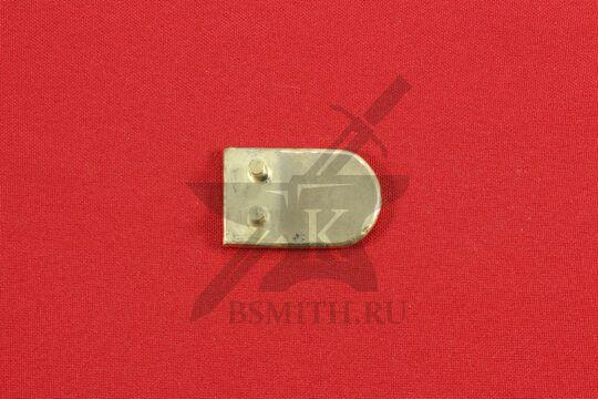 Хвостовик для ремня, для пояса 22 мм, обратная сторона