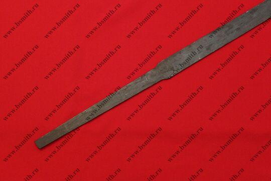 Заготовка клинка полуторного меча закаленная, фото 2