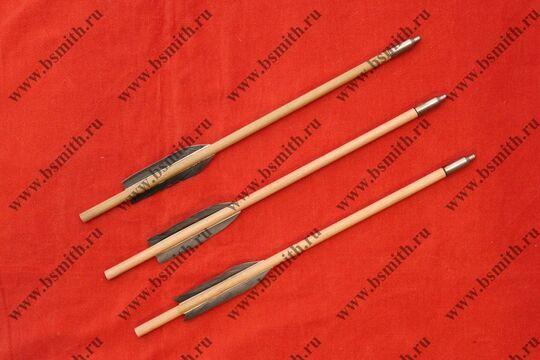Болт арбалетный, 30 см / 8 мм / 2 пера, фото 2
