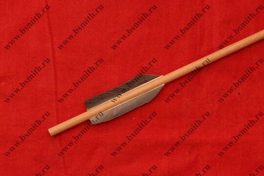 Болт арбалетный, 40 см / 8 мм / 2 пера, фото 3