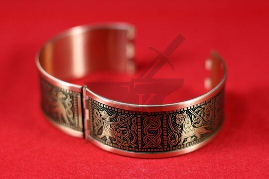 Киевский браслет малый комбинированный, фото 2