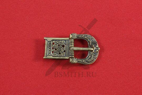 Пряжка, Готланд, 10 век