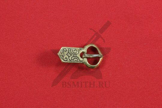 Пряжка, Русь (Белоозеро), 9-11 век