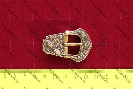 Пряжка, Бирка, 9-10 век, размеры