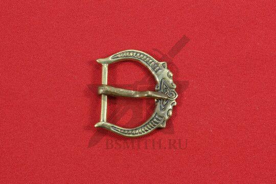 Пряжка, Кельтика, 7-9 века