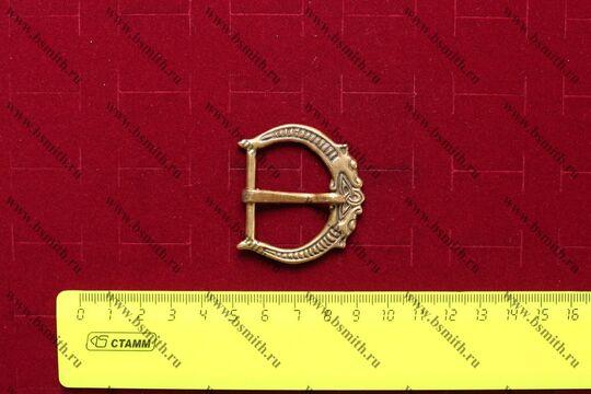 Пряжка, Кельтика, 7-9 века, размеры