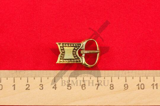 Пряжка, Южная Русь, 10-11 века, размеры