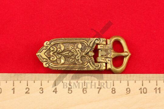 Пряжка, Венгры, 10 век, размеры