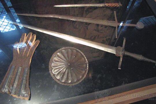 Баклер, 15 век, фото 4