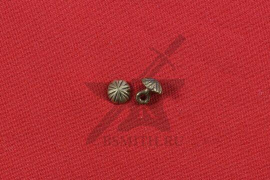 Пуговица, Русь, 10-12 века, фото 2