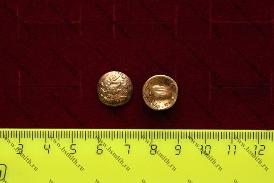 Пуговица с гербовым орлом, малая, фото 3