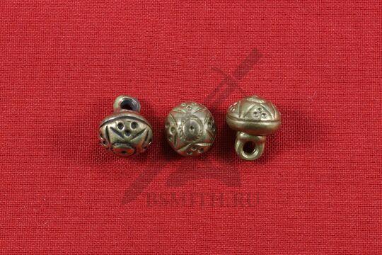 Пуговица, Русь, 14-16 века, фото 2