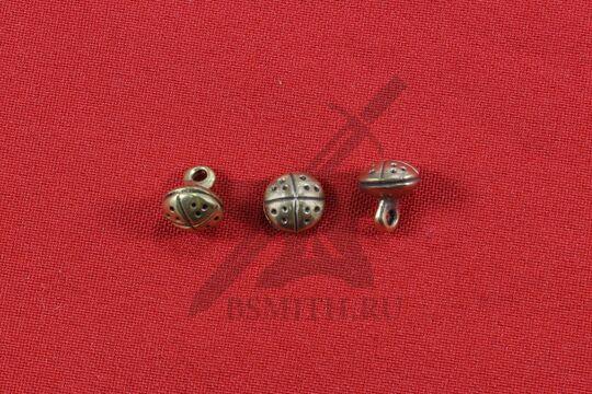 Пуговица, Русь, 9-14 века, вариант 1, фото 2