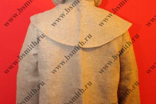 Балахон с худом, мешковина, фото 3