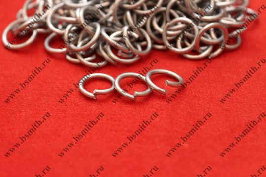 Кольца для кольчуги, 100 штук, фото 2