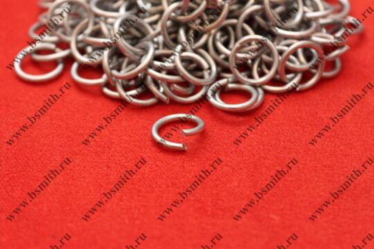 Кольца для кольчуги, 1000 штук, фото 2