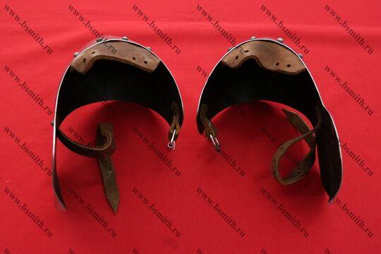 Налокотники миланские с лепестком, 65Г, фото 3