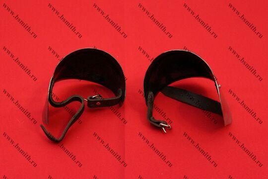 Налокотники миланские с лепестком, вариант 2, фото 4