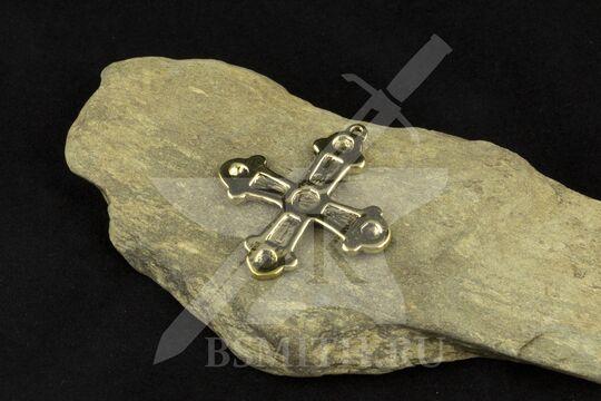 Крест нательный равносторонний, фото 2
