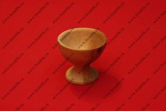 Кубок деревянный вываренный, фото 2