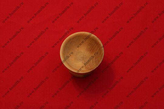 Кубок деревянный вываренный, фото 3