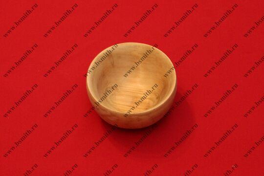 Миска деревянная вываренная, фото 2