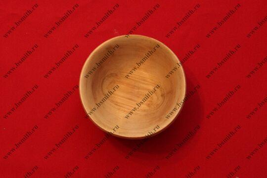 Миска деревянная вываренная, фото 3