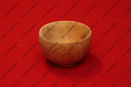 Миска деревянная вываренная, фото 4
