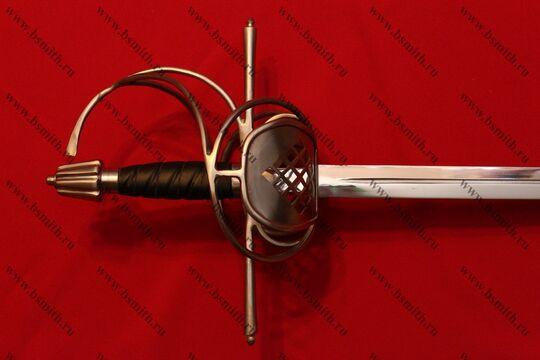 Шпага с щитком, фото 3