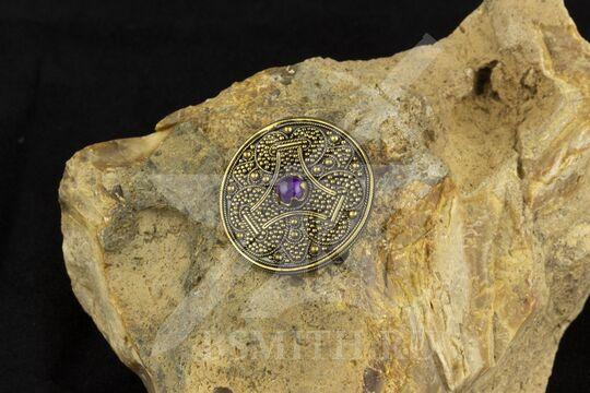 Фибула, Гнездово, 10 век