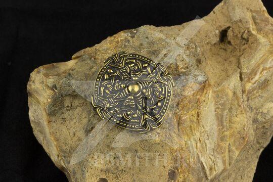 Фибула, Бирка, 9-10 века