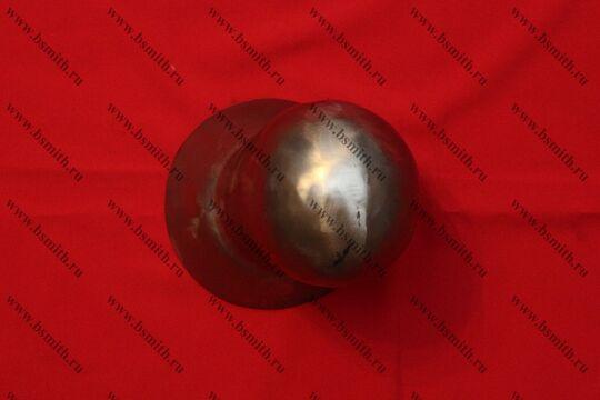 Кулак тренировочный стальной, вариант 2, фото 6