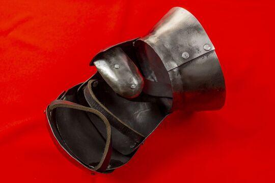 Рукавица миланская латная правая, 65Г, фото 7