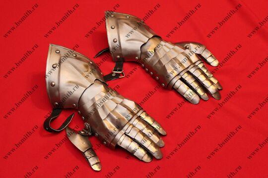 Перчатки готические, фото 3
