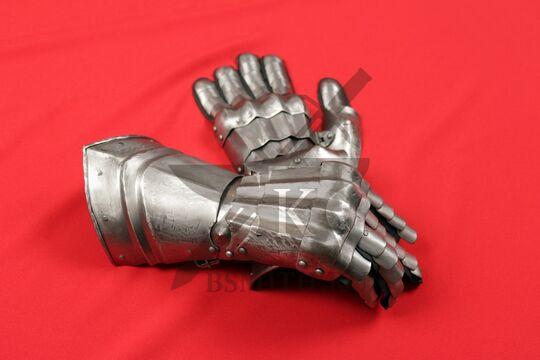 Перчатки готические, вариант 2, фото 3